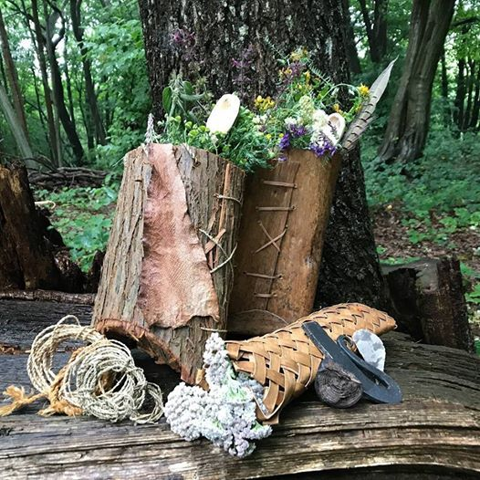 Eostre Ancestral Skills Camp  Ages 9-15 Fully booked