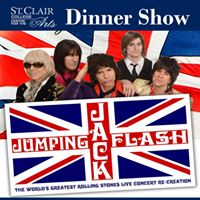 Jumping Jack Flash - A Tribute to the Rolling Stones Dinner Show