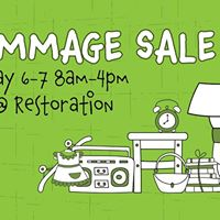 Rummage Sale (Day 1)