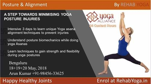 Rehab Yoga - Posture and Alignment Specialist