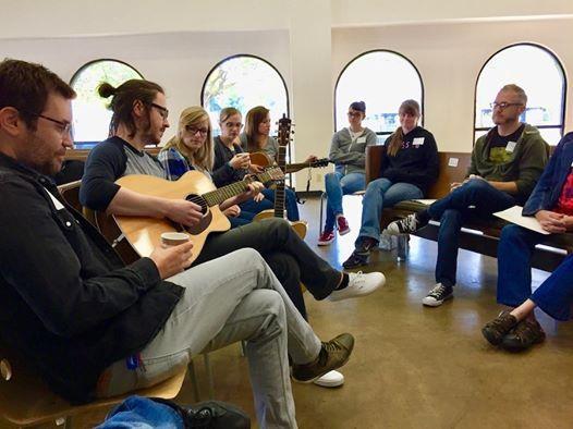 Dallas Liturgical Songwriting Retreat