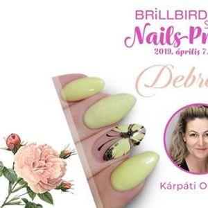 BrillBird Szalon Nails Premier - Debrecen