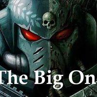 Warhammer 40K - GrandSlam at Critical Hit Games Cafe