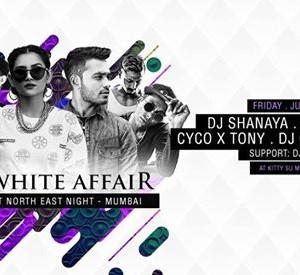 Kitty Su Presents The WHITE Affair (Biggest N.E Night)