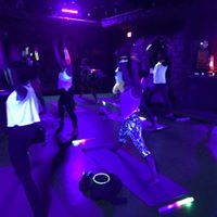 Glowga Early Saturday at QXTs