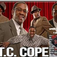 TC Cope &quotLaughing is Living&quot