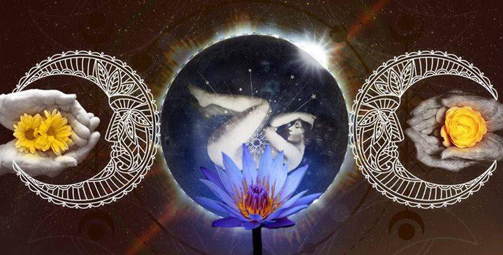 Zvona Kopel Ob Prazni Luni s PEH meditacijo in aromaterapijo