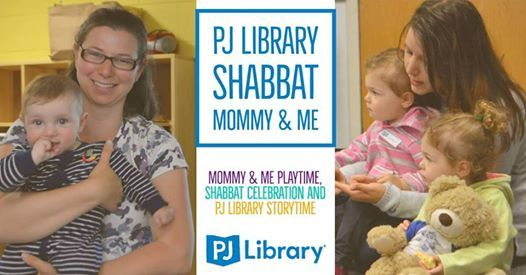PJ Library Shabbat Mommy & Me