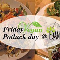 Vrijdag Vegan Potluck