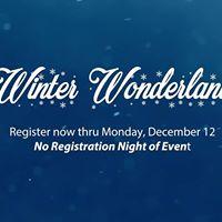 Winter Wonderland - Greenville