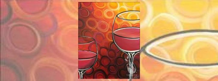 Merlot melody at painting with a twist murfreesboro tn for Painting with a twist lexington