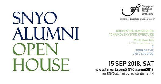 SNYO Alumni Open House