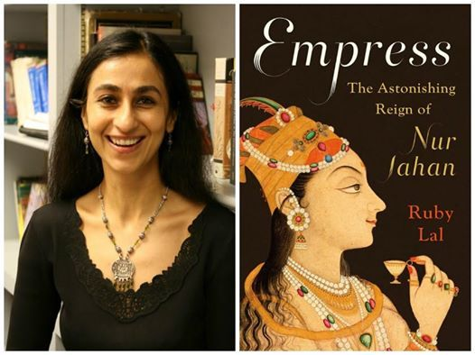 Empress Ruby Lal in Conversation with Jean Said Makdisi