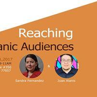 Reaching Hispanic Audiences