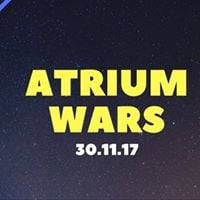 Atrium Wars by 9m2