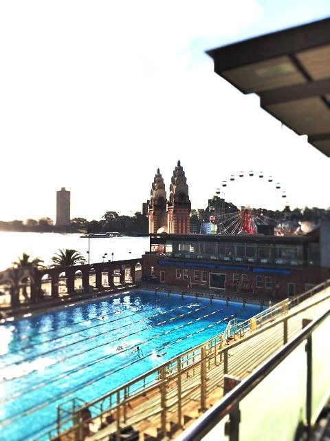 Aqua Class Fitness Deep Water At North Sydney Olympic Pool Sydney
