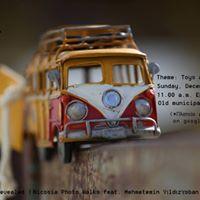 Nicosia Photo Walks - Toys and the city