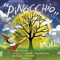 Pinocchio - il musical
