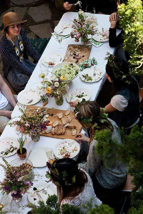 Wholesome Rooftop Brunch with Alishan Organics