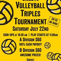 Triples Tournament