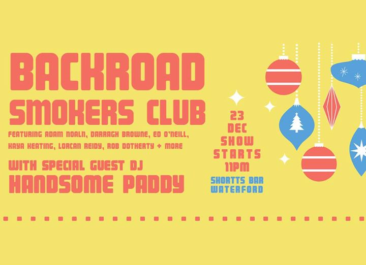 Backroad Smokers Club Chirstmas Special