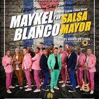Maykel Blanco y su Salsa Mayor 2 Nov 2017 Slovenija