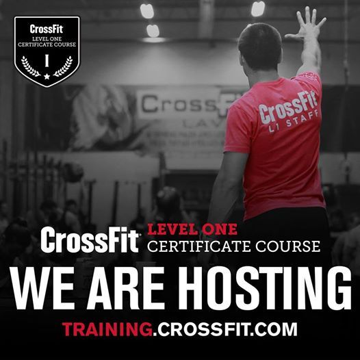 CrossFit Level 1 Seminar