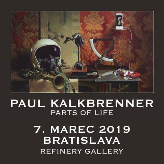 Pripravujeme PAUL Kalkbrenner - PARTS of LIFE