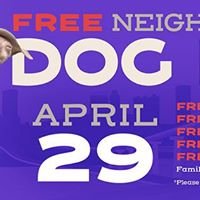 Free Neighborhood Dog Day in Cherry Hill