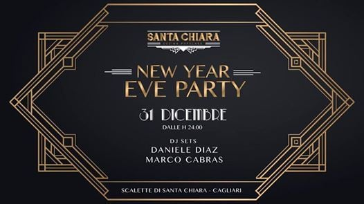New Year Eve Party - Santa Chiara