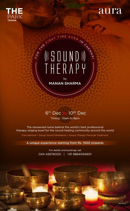 Sound Therapy by Manan Sharma