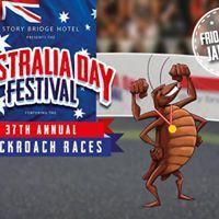 Australia Day Festival at SBH