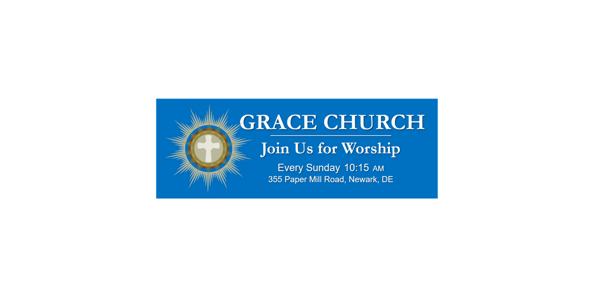 Grace Church Food for Thought Series - Mindfulness Meditation and Prayer
