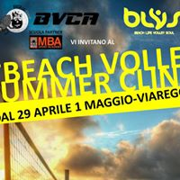 MBA scuola partner at Beach Volley Summer Clinic 9