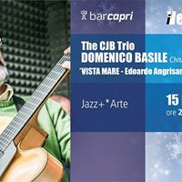 Bar Capri 1512 - The CJB Trio  Domenico Basile