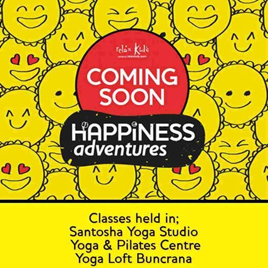 Relax Kids Happiness Adventures