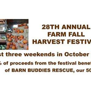 28th Annual FARM Fall Harvest Festival