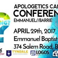 Apologetics Canada &quotThinking&quot Conference