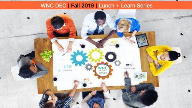 Lunch  Learn Series (Fall 2019)