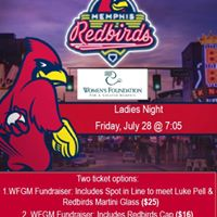 Ladies Night with the Redbirds and WFGM
