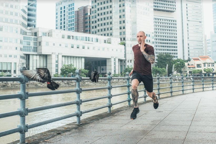 HIIT &amp Run with Ross  The Jungle