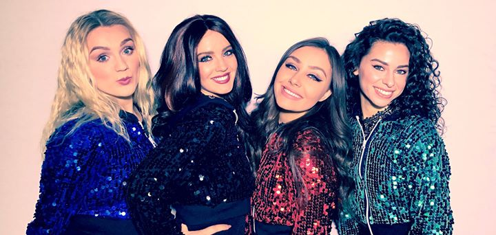 The Little Mix Experience Live at The Wyvern Theatre Swindon sold out