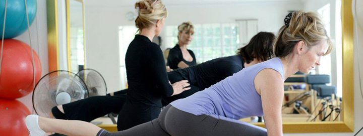 Pre-Post Natal Pilates Teacher Training with Ashley Ritchie