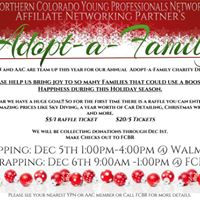 Young Professionals Network Adopt-A-Family Christmas Shopping Tr