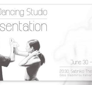 Kalla Dancing Studio Presentation 2018