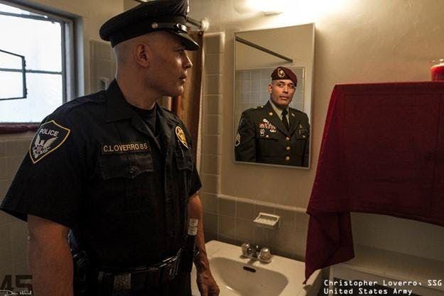 First Responders understanding Veterans Mental Health & Suicide Prevention