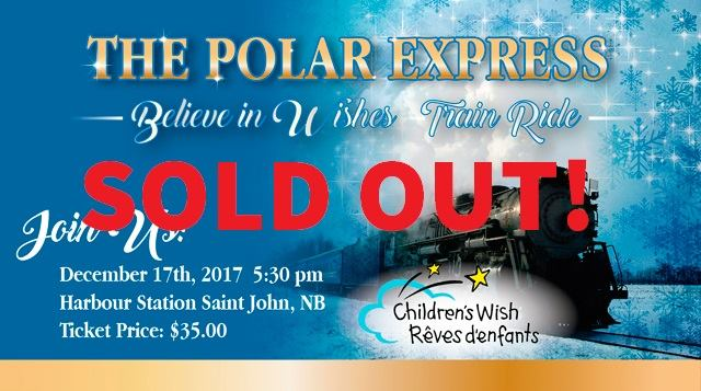 The Polar Express Believe in Wishes Train Ride