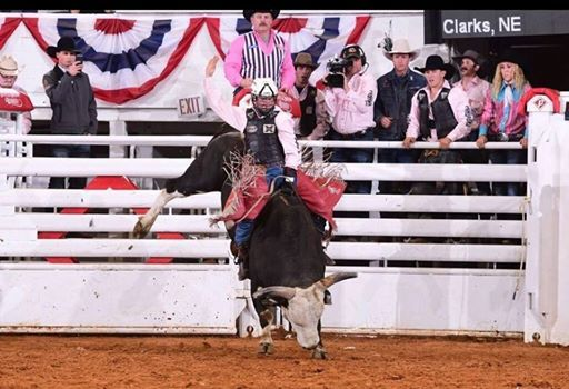 Ppcla Prca Rodeo At Palo Pinto County Livestock