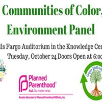 Women Communities of Color and the Environment Panel