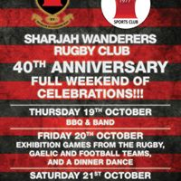 40th Anniversary Celebrations